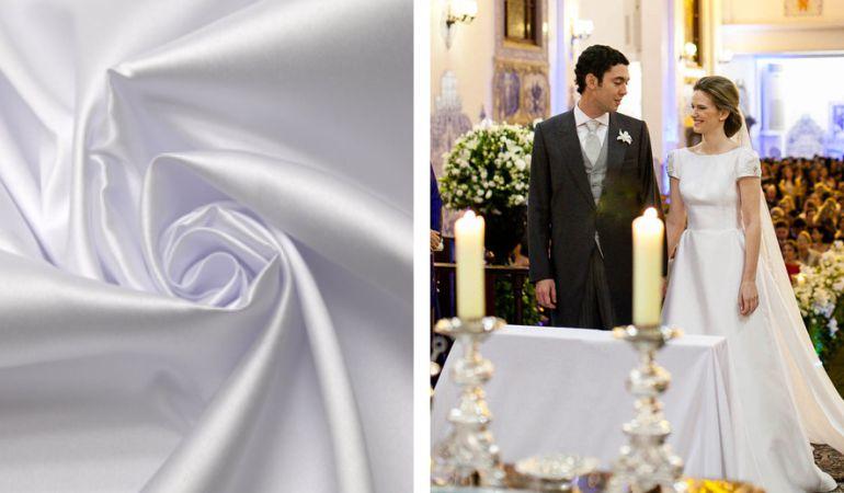 Vestido de noiva Zibeline