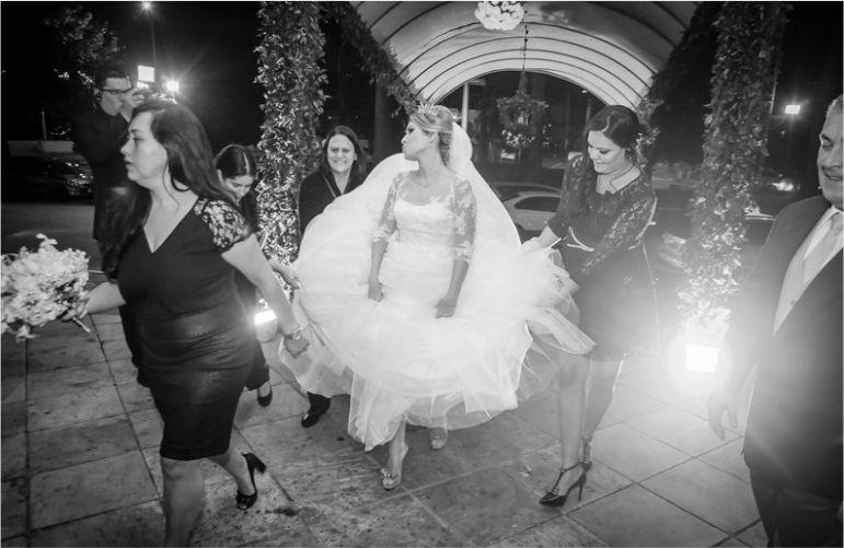 Assessoria de Casamento Entrada da Noiva