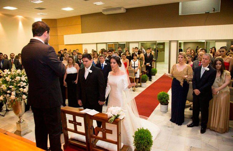 Cerimônia de Casamento Laís e Paulo