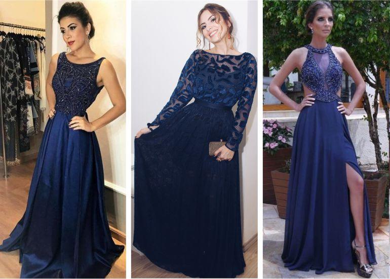 844b4aa9eb Vestido de Madrinha Azul: Dicas para Escolher o Modelo Perfeito!