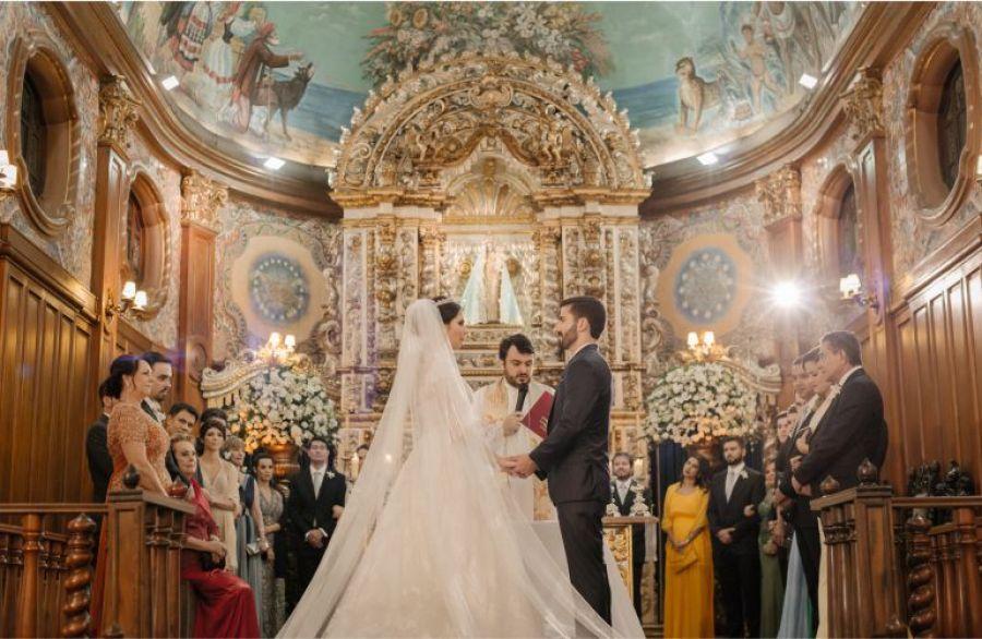 Cerimônia de Casamento Clássico