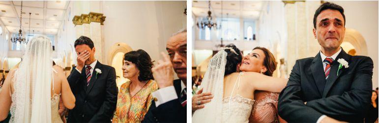 Emoção de Casamento