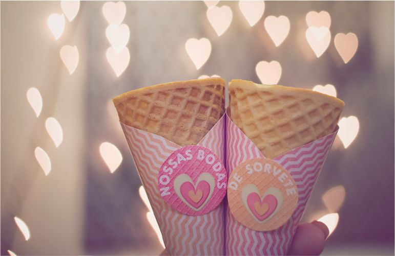 Bodas de sorvete