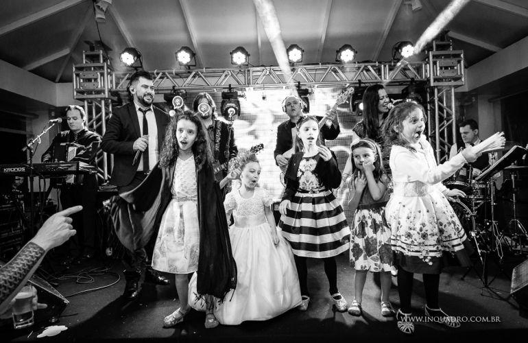Crianças na Festa