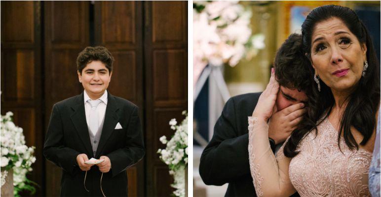 Cerimônia de Casamento Clássica