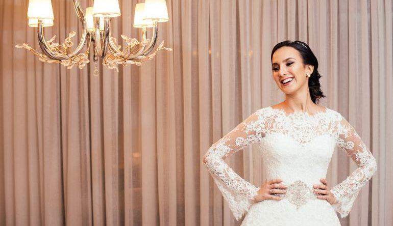 Como guardar seu vestido de noiva