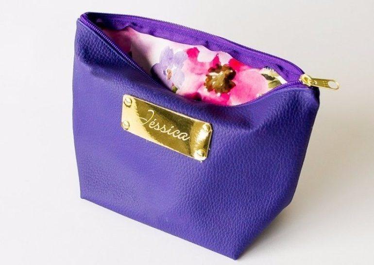 Lembrancinhas para madrinhas ultra violet