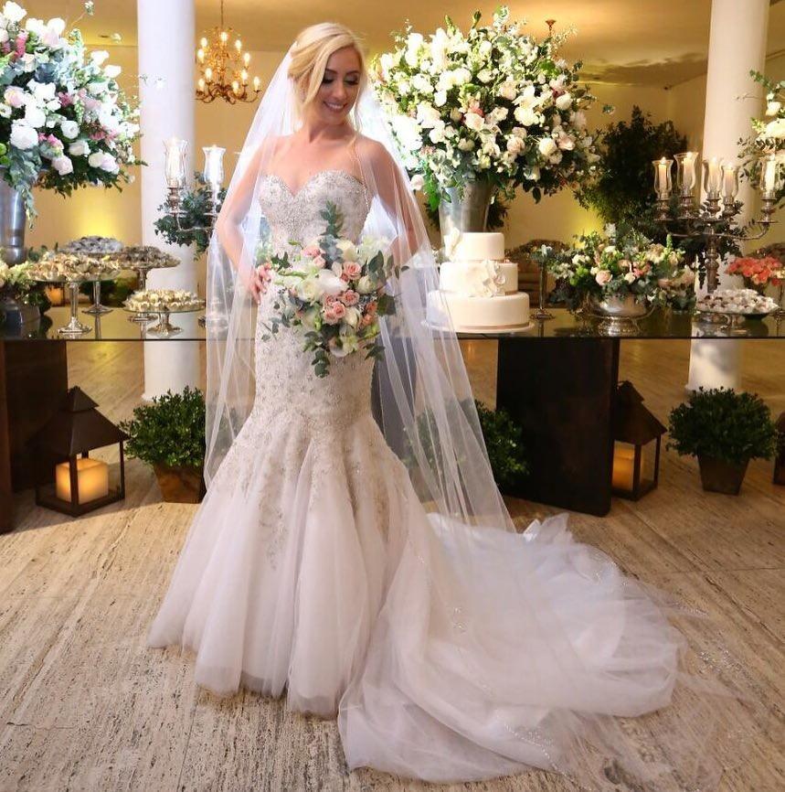 Vestido de noiva Nilson Versatti