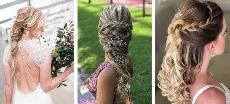 Tendências de penteados com tranças | Penteados: Pinterest e Sonia Lopes