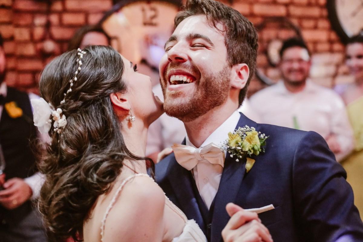 Casamento íntimo e charmoso Marina e Gabriel