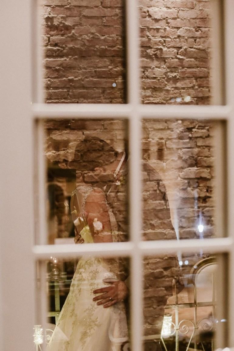 Mini wedding vintage na Casa Quintal: Carol e William
