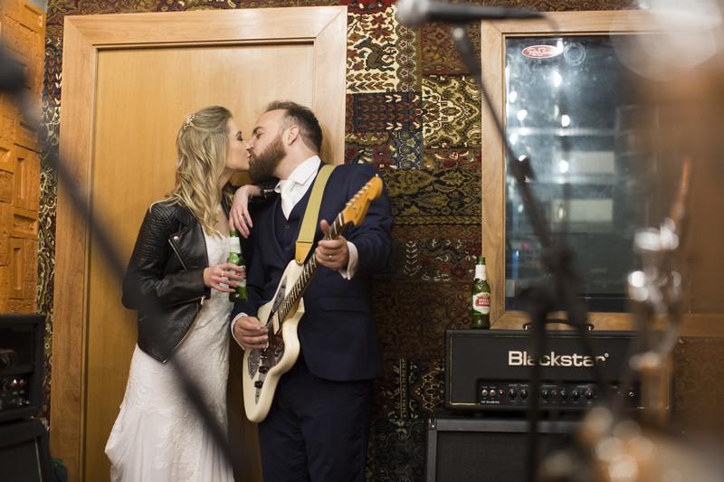 Ideias para presentear o noivo no dia do casamento