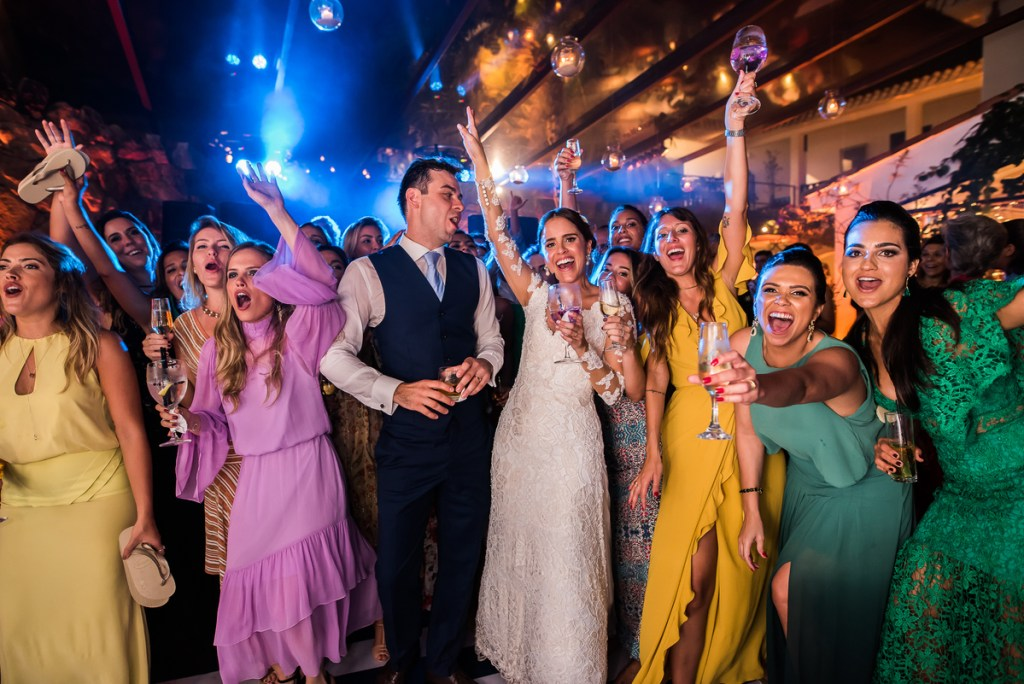 A importância do RSVP no casamento