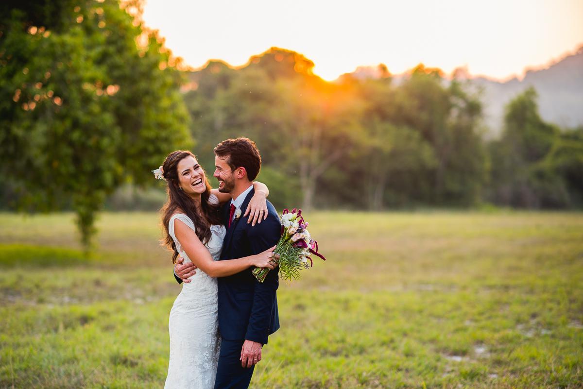 Casamento em setembro ao ar livre