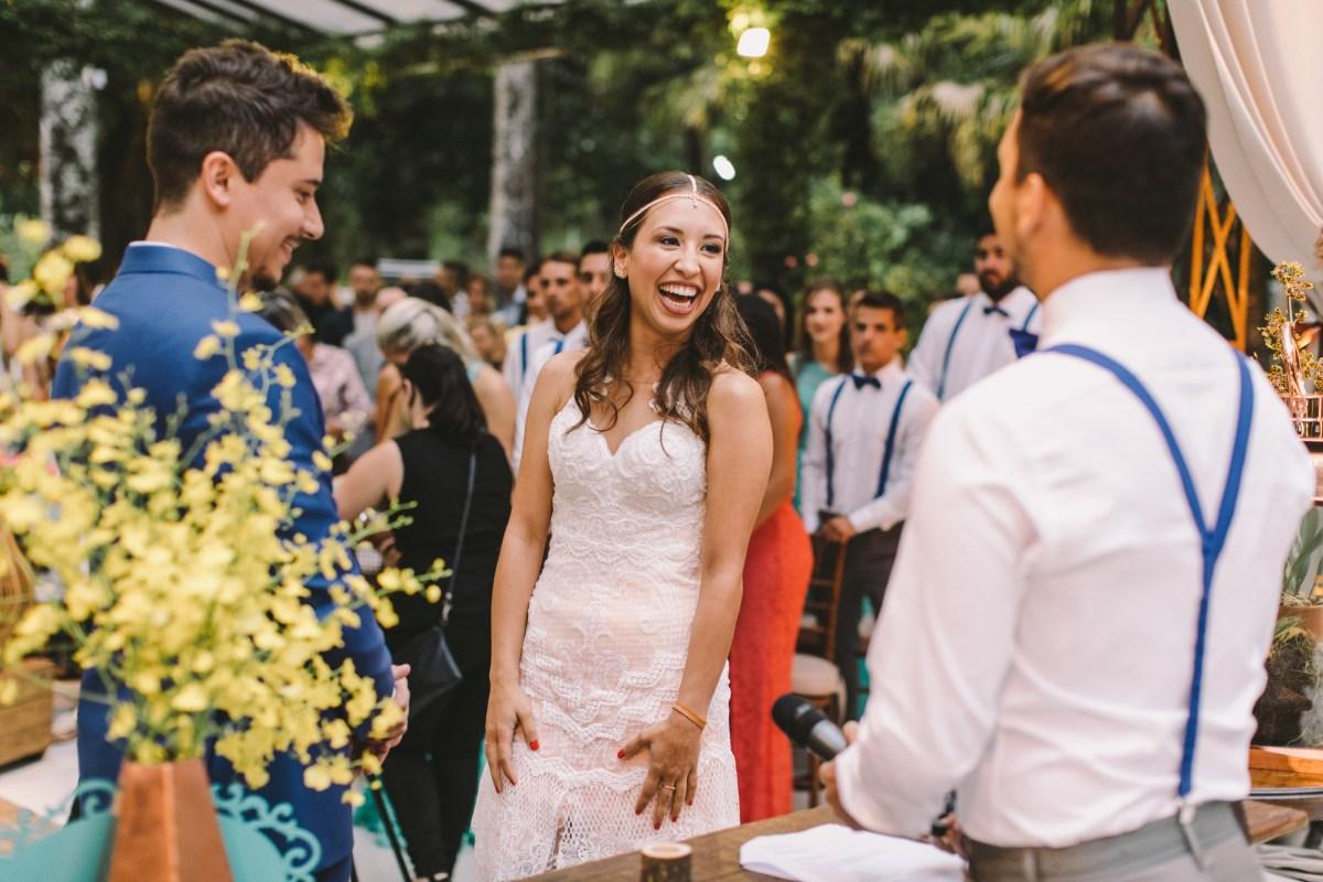 celebrante de casamento agnóstico