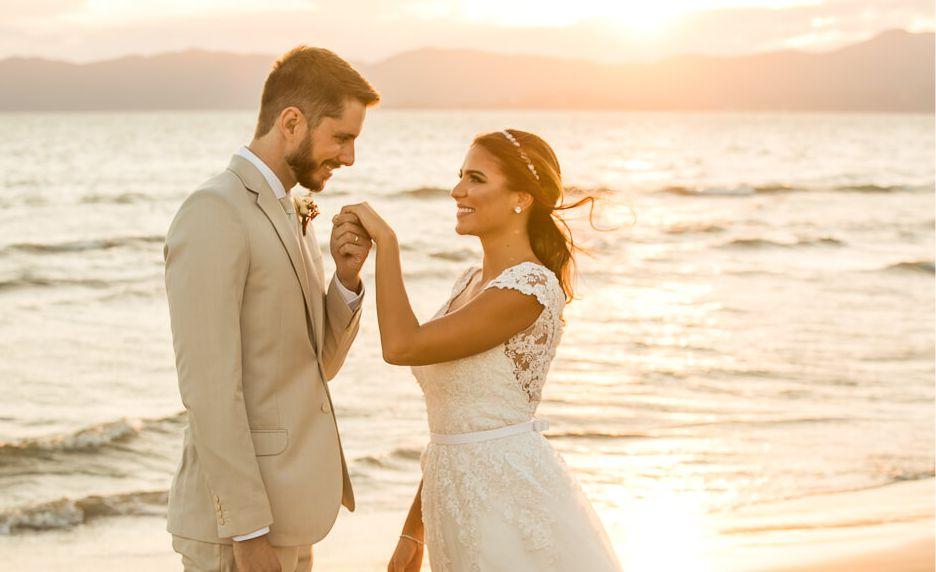 Casamento à tarde   Foto: Milena Reinert