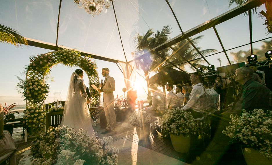 Milena Reinert | Casamento à tarde