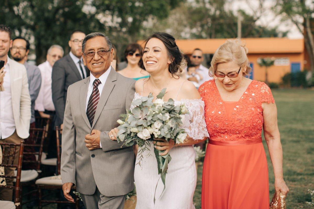 Tendências para mães dos noivos