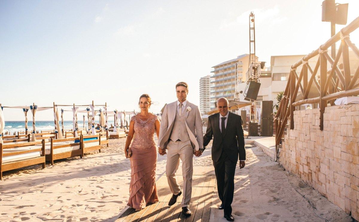 Casamento em Cancún
