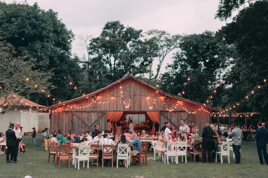 Barn wedding: Casamento no celeiro