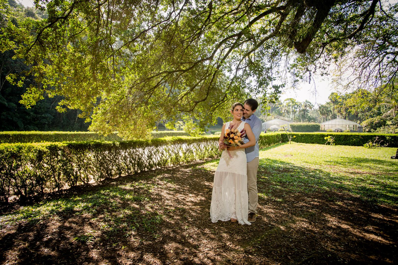 Jardim Botanico Pre Wedding 2