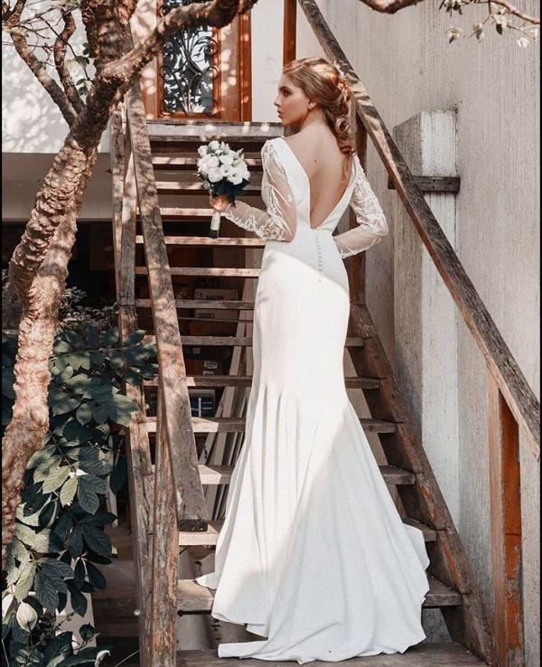 Casamento no inverno - Luit
