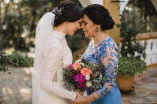 Classic blue no vestido das mães - Foto: Rafael Covre