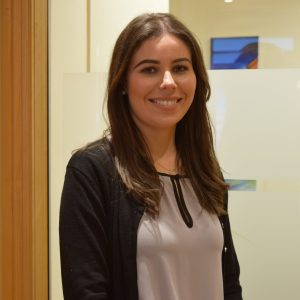ACE Life & Pensions Office Manager Mariah Leahy
