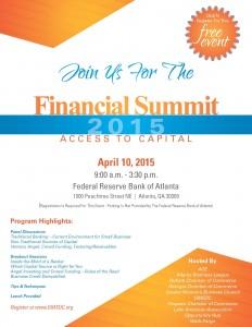 FinancialSummit_flyer