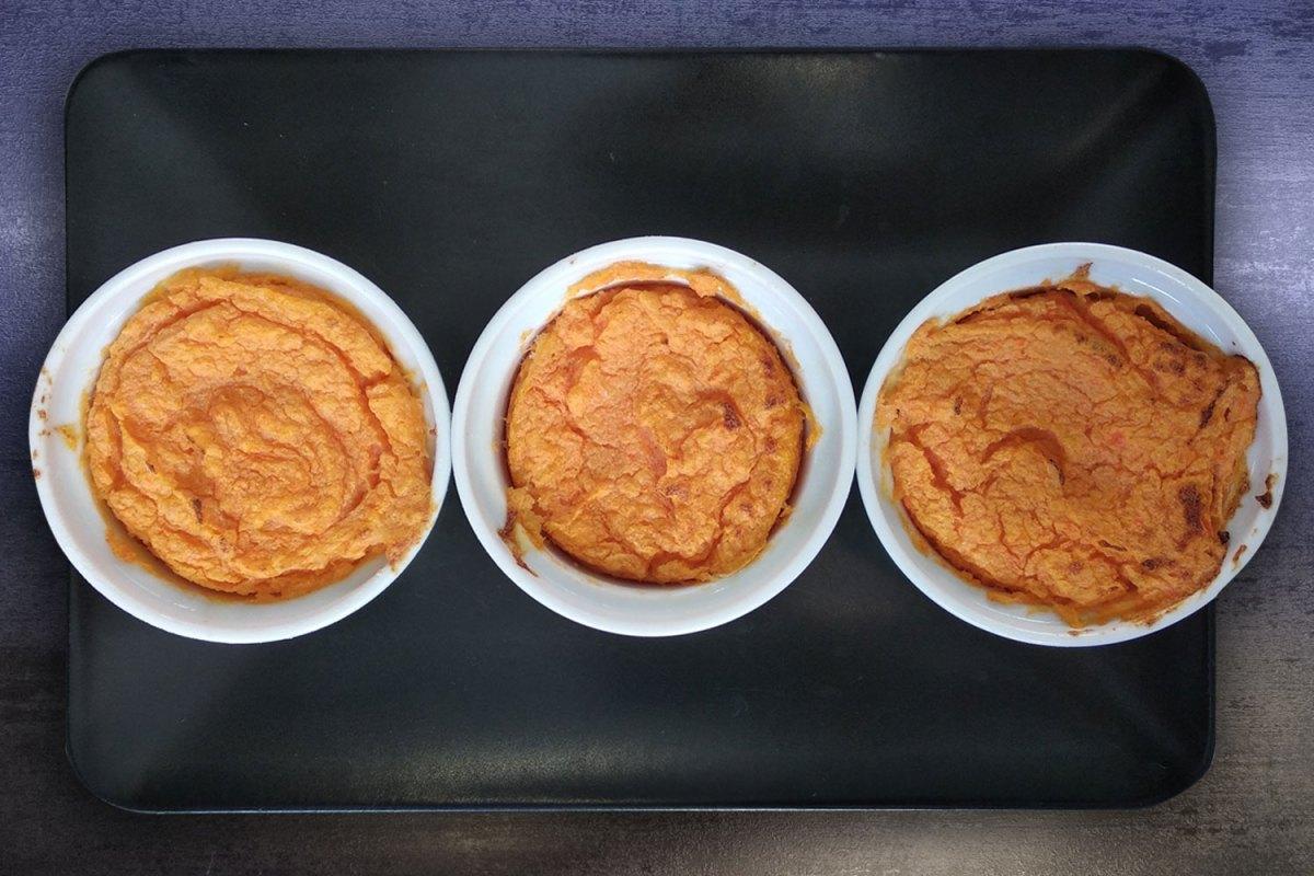 Sformato di carote e patate