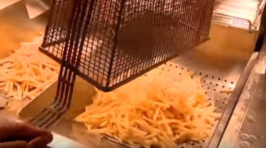 New Study: Oil used in McDonald's french fries may hold the key to curing baldness
