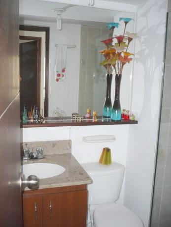 Baño cabinado