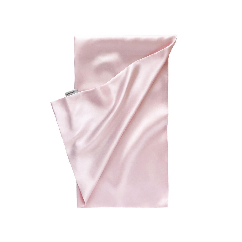 Acs Silk Pillowcase Jedwabna Poszewka Bydariiaday Pink Rozowa