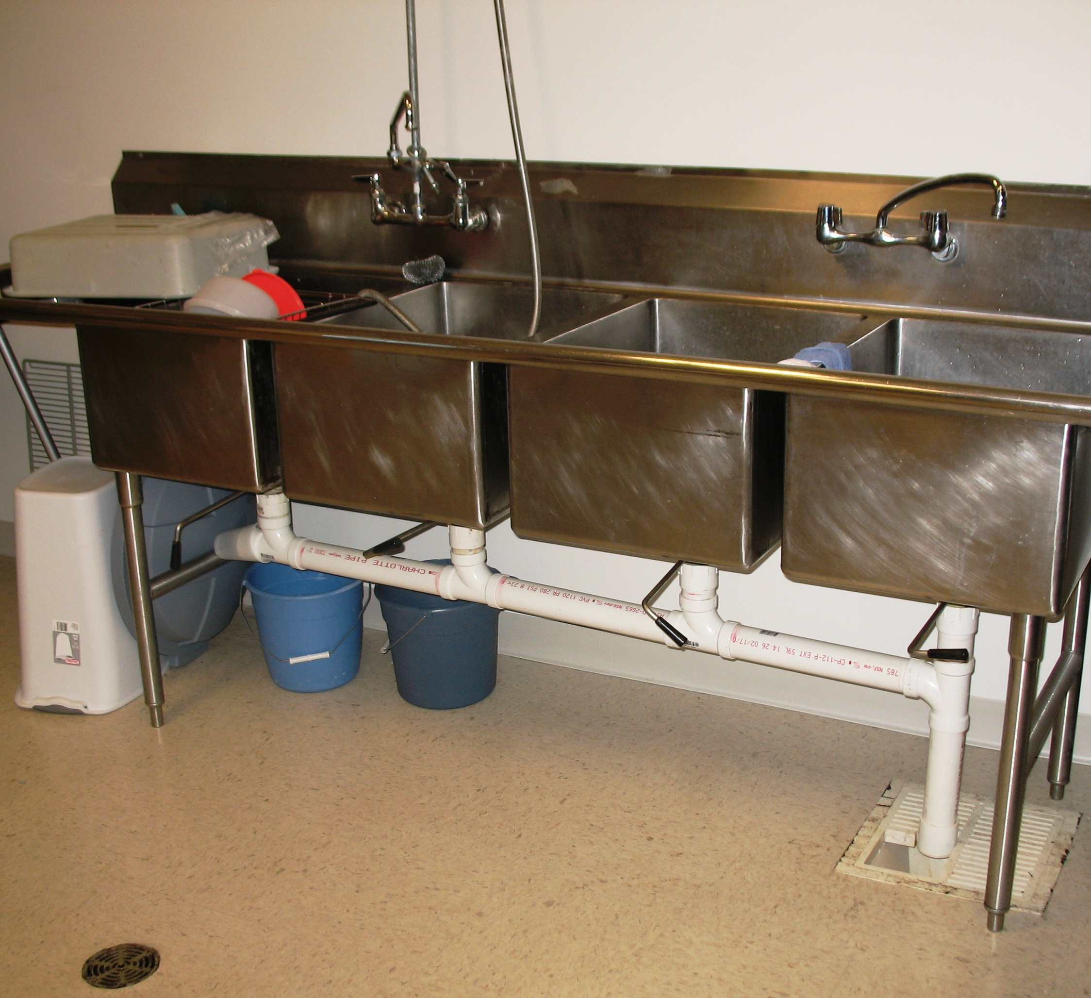 3 compartment sink plumbing diagram double light switch wiring uk commercial plumbers and contractors in columbus ga ace