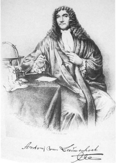 Anton Van Leeuwenhoek / Tomada de Royal Society