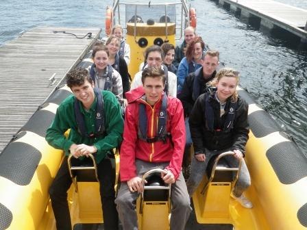 Work experience in ecology wales
