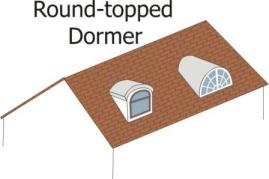 Round-topped Dormer comp