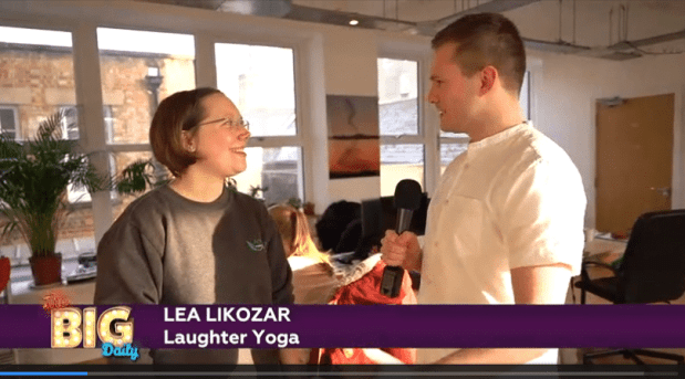 Laughter Yoga Interview