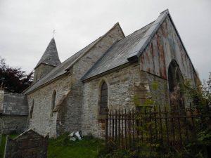 Church after restoration