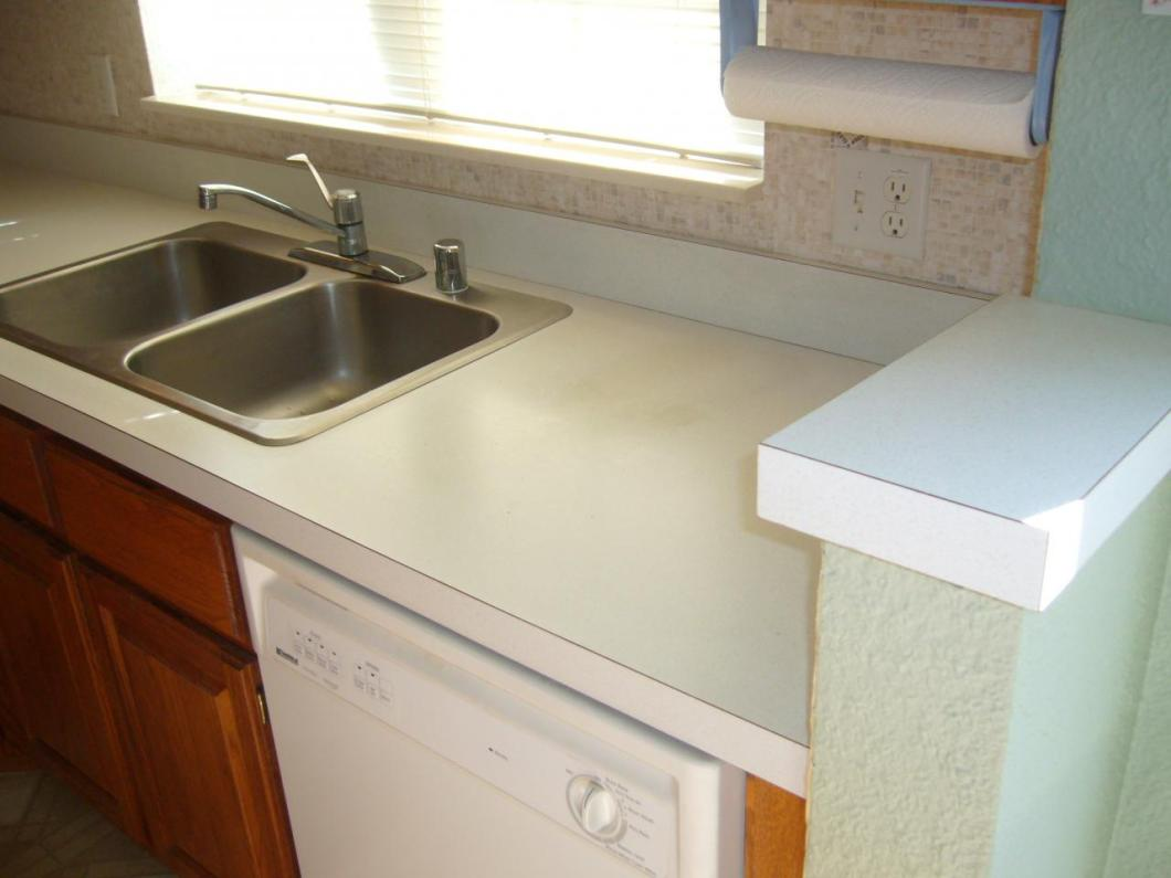 Kitchen Counter Formica Repair