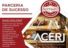 Serrado Vinhos & Bistrô parceria