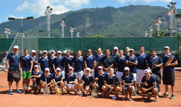 jornalistas tenistas