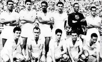 F 01 - 1956 - Santos bicampeão paulista