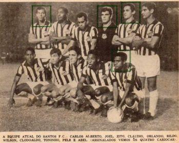 F 12 - 1967 - Santos