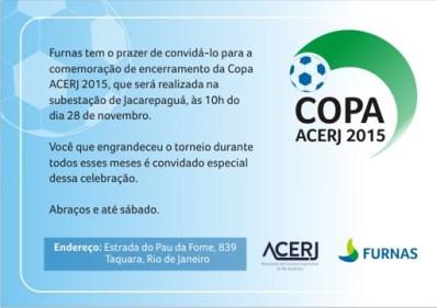 convite_Copa ACERJ