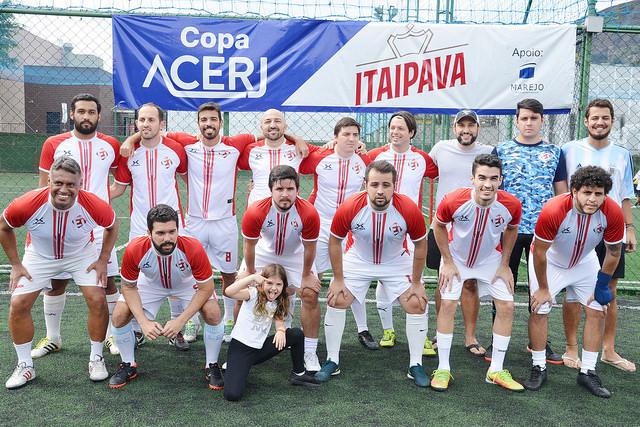 Esporte Interativo - Campeão da Copa ACERJ - Itaipava