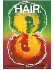60's art hair musical lithographs
