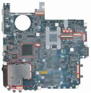 Features  Acer Aspire 7720 7720G  Acer Laptop Repair Guides