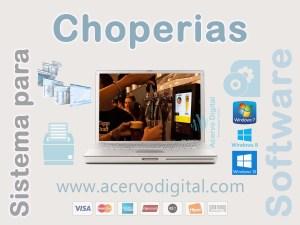 Software para Choperias