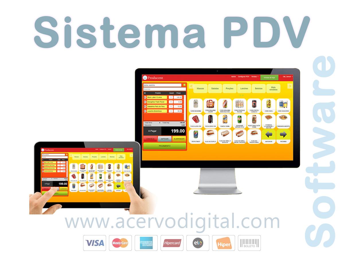 Sistema PDV
